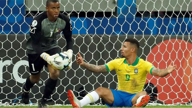 ¡No se lo podían creer! La inaudita actuación arbitral en la Copa América que anuló hasta 3 goles a Brasil