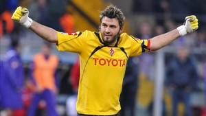 Por Sebastien Frey pagó el Parma 21 millones al Inter en 2003