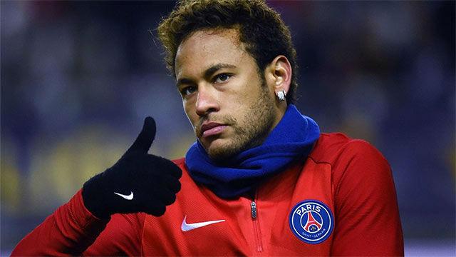 El PSG se enfrentará al Olympique de Lyon sin Neymar