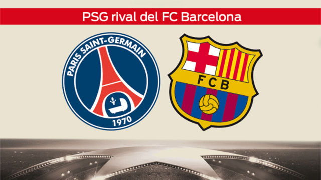 PSG, rival del FC Barcelona en octavos