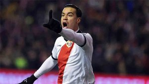 Raúl de Tomás juega cedido por el Real Madrid