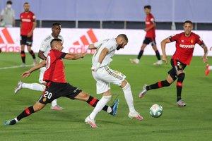 El Real Madrid puede alargar la brecha respecto al Barcelona tras este empatar con el Atlético de Madrid