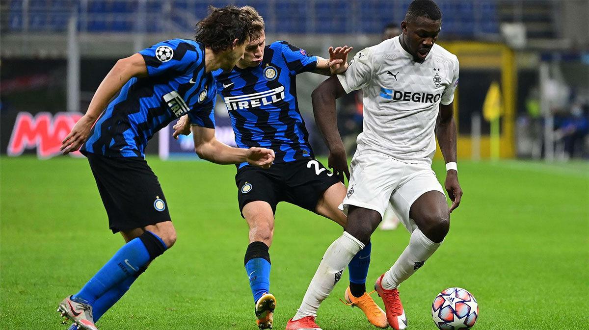 El resumen del empate entre Inter y Monchengladbach con locura final
