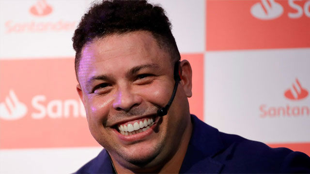 Ronaldo: Le pedí a Vinicius a Florentino