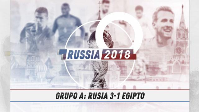 Rusia 2018 | Rusia deja a la Egipto de Salah con pie y medio fuera del Mundial