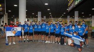 El Sabadell quiere consolidarse tras su ascenso a Segunda División A