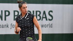Sara Sorribes suma uno de los triunfos más importantes del año