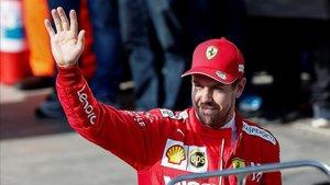 Sebastian Vettel, adiós a Ferrari