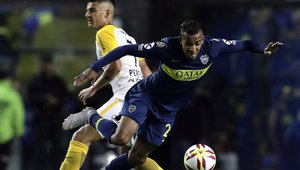 Sebastián Villa ha recobrado el titularato con Alfaro