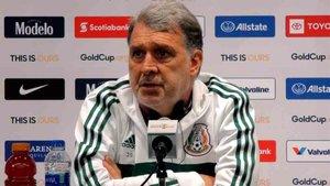 Tata Martino, seleccionador de México