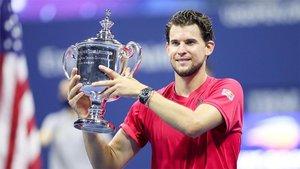 Thiem, nuevo campeón del US Open