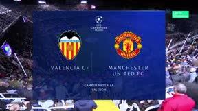 El Valencia se despide de la Champions con una victoria