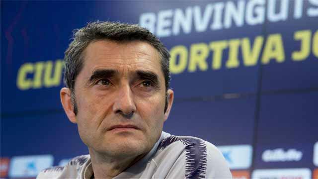 Valverde: Todos sabíamos que Messi volvería a la selección