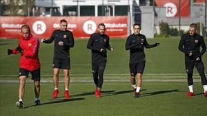Valverde trabajará con los disponibles a partir del 11 de julio