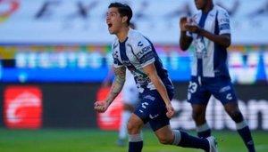 Victor Dávila anotó el tanto del triunfo para el Pachuca