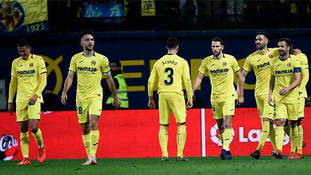 El Villarreal sigue firme tras golear al Sevilla
