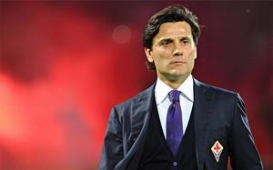 Vincenzo Montella, nuevo entrenador de la Sampdoria