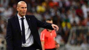 Zidane jugará otra final