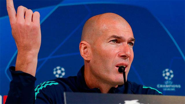 Zidane sobre Bale: Quiero que se quede hasta el final de temporada