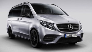 Mercedes Clase V Night Edition
