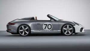 Nuevo 911 Speedster Concept, el último deportivo de la marca alemana.