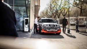 Audi conecta los eléctricos al hogar