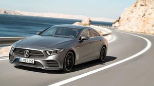 Tercera generación del Mercedes CLS