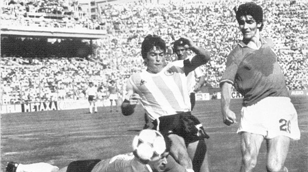 Muere Paolo Rossi, el héroe del Mundial de 1982