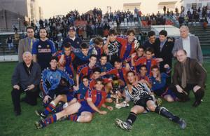2.Víctor Valdés 1997-98