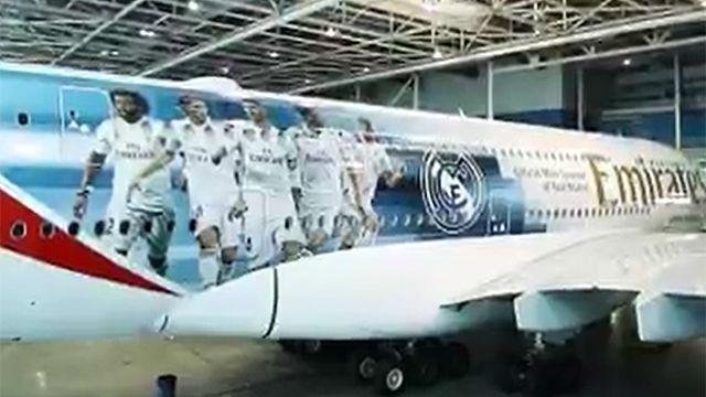 Así será el avión que llevará al Madrid al Mundial del Clubs