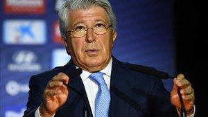 El Atlético estudia todas las alternativas monetarias tras el parón global