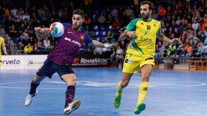 Barça Lassa y Jaén Paraíso Interior se miden este viernes en cuartos