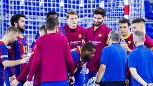 El Barça podrá volver al trabajo en apenas 48 horas tras pasar el confinamiento como equipo