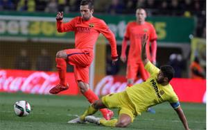 El Barça puede firmar una Copa perfecta: ganar todos los partidos. Solo le falta la final