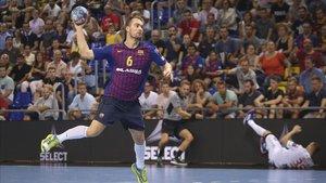 El Barça vuelve a la Champions con ambición