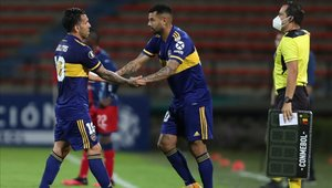 Boca Juniors recuperó a Edwin Cardona para esta nueva temporada