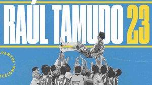Se cumplen 22 años del debut de Tamudo con el Espanyol