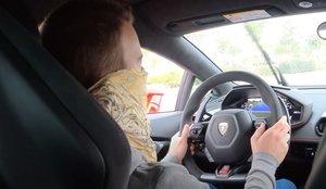 Detenido el youtuber Vicesat por conducir a 233 km/h en Madrid