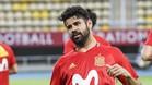 Diego Costa está disputando con España la fase de clasificación para el Mundial de Rusia 2018