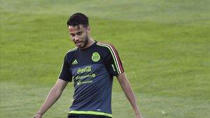 Diego Reyes jugará en el Leganés