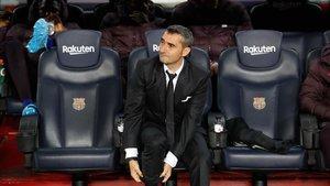 Ernesto Valverde ha hecho un balance positivo de este 2019 que estamos a punto de dejar