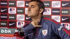 Ernesto Valverde renueva su contrato con el Athletic por una temporada