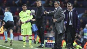 Ernesto Valverde sabía que sería un partido complicado