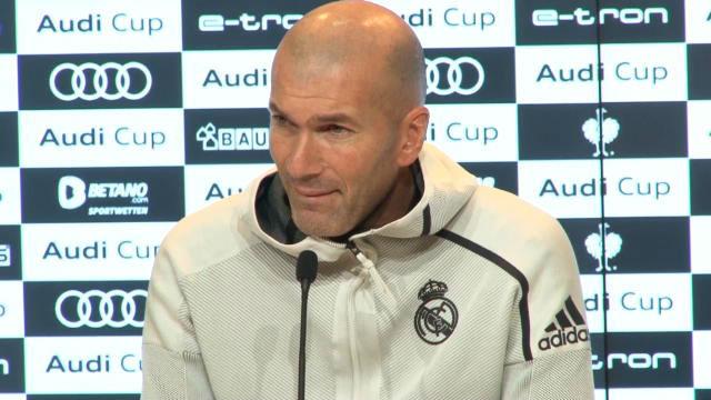 Espero que Bale esté entrenando en España