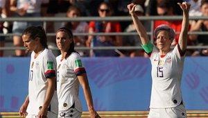 Estados Unidos, única selección no-europea viva en el Mundial