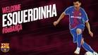 Ezquerdinha ya es jugador del Barça Lassa