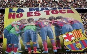 FIFA hit La Masia again