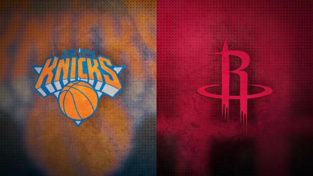 Histórico Harden: 61 puntos ante los Knicks