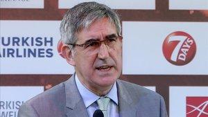 Jordi Bertomeu, CEO de la Euroliga