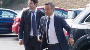 Jorge Mendes declaró ante el juez que investiga el supuesto fraude fiscal de Cristiano Ronaldo